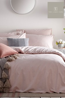 Claybourne Blush Bedset by The Linen Yard