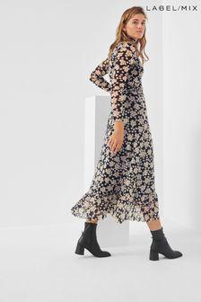 Mix/Fabienne Chapot Black Bobo Skirt