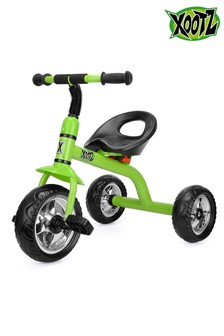 Green Trike By Xootz