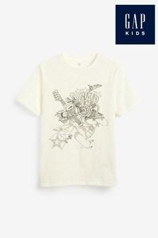 Gap Guitar Graphic T-Shirt