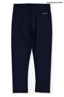 Polarn O. Pyret Blue Sunsafe Swim Trousers