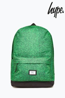 Hype. Ones Supply Grass Is Green Core Backpack