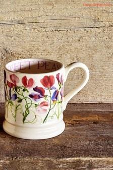 Emma Bridgewater Sweet Pea Multi Half Pint Mug