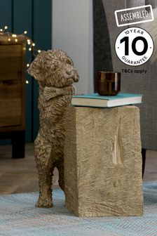 Charlie The Cockapoo Dog Side Table