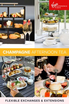 Champagne Afternoon Tea For Two Gift Experience by Virgin Experience Days