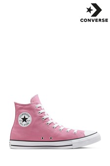 Converse Chuck Taylor All Star High Pink Trainers