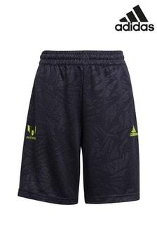 adidas Navy Messi B.A.R. Shorts