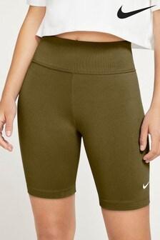 Nike Sportswear High Waisted Bike Shorts