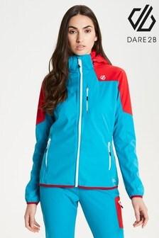 Dare 2b Blue Inquire Softshell Jacket