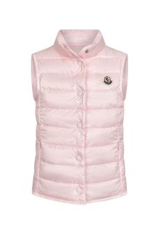 Girls Pink Liane Gilet