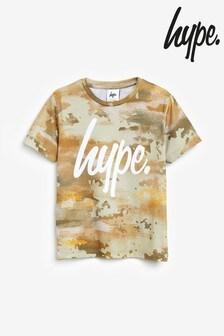 Hype. Camo T-Shirt