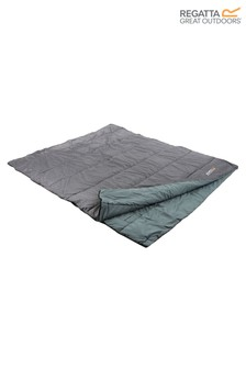 Regatta Grey Maui Double Sleeping Bag