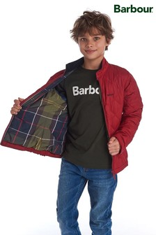 Barbour® Boys Biddel Quilted Jacket