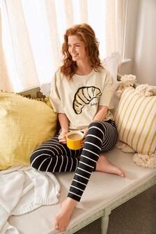 Croissant Legging Pyjamas