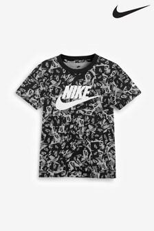 Nike Little Kids Black Boxfetti T-Shirt
