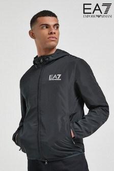 Emporio Armani EA7 Black Jacket