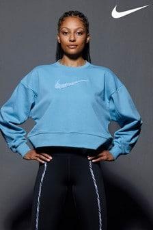Nike Dri-FIT Get Fit Swoosh Training Sweat Top