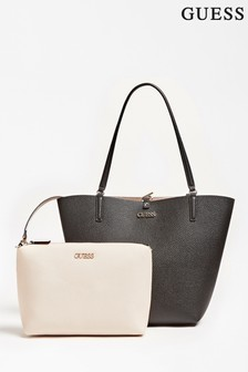 Guess Alby Toggle Tote Bag