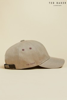 Ted Baker Sprint Mini Herringbone Baseball Cap