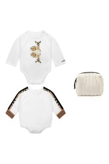 Baby White Cotton Newborn Set