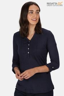 Regatta Fflur Long Sleeve T-Shirt