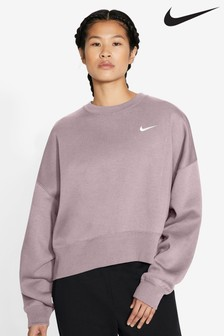 Nike Trend Fleece Sweat Top
