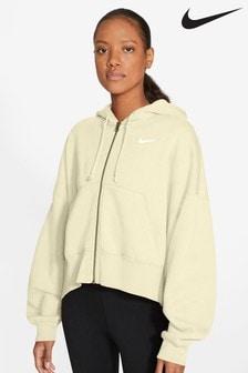 Nike Trend Fleece Zip Through Hoodie