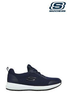 Skechers® Blue Squad Slip Resistant Trainers