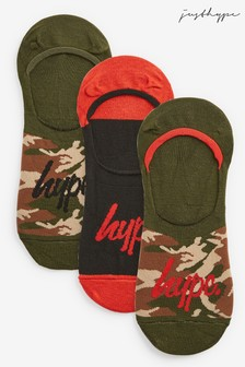 Hype. Footsie Socks Three Pack