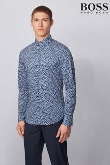 BOSS Blue Mabsoot Shirt