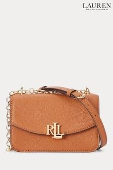 Lauren Ralph Lauren® Leather Mini Madison Cross Body Bag