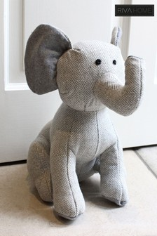 Elephant Doorstop by Riva Home