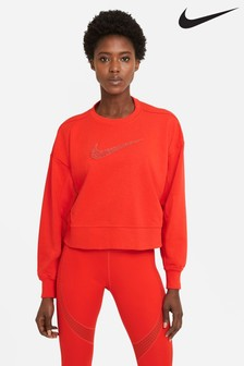 Nike Dri-FIT Get Fit Swoosh Training Sweat Top