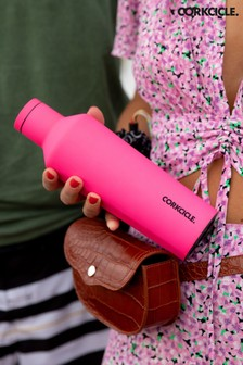 Corkcicle Pink Insulated 265ml Canteen Bottle