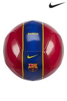 Nike Red FC Barcelona Skills Football