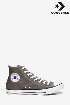 Converse Grey All Star High Trainers