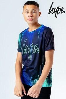 Hype. Multi Drip T-Shirt