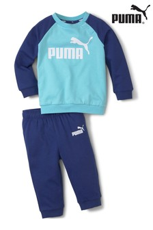 Puma Mini T-Shirt And Joggers Set