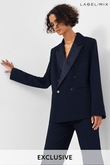 Mix/Marques Almeida Tux Jacket