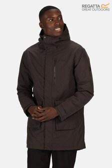 Regatta Grey Largo Iii Waterproof Jacket