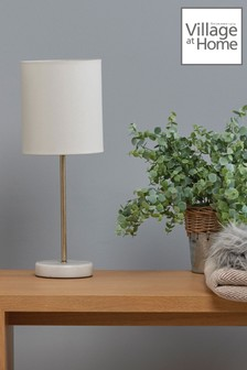 Bianco Table Lamp by Village At Home