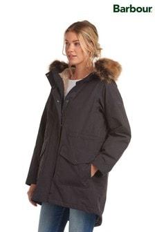 Barbour® Coastal Waterproof Borg Lined Parka Jacket