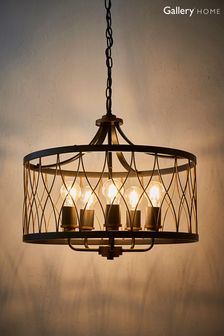 Ruelle Pendant by Gallery Direct