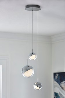 Orb LED 3 Light Cluster