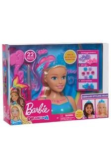 Barbie Dreamtopia: Mermaid Large Styling Head
