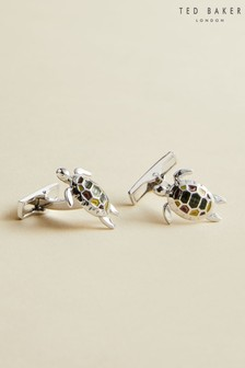 Ted Baker Muupet Turtle Cufflinks