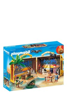 Playmobil® 70150 Take Along Pirates Treasure Island
