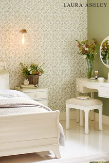 Laura Ashley Willow Leaf Wallpaper