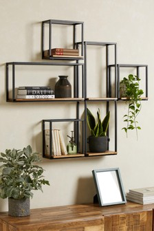 Set of 5 Bronx Shelves