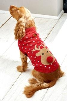 Rudolph Dog Jumper